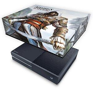 Xbox One Fat Capa Anti Poeira - Assassins Creed Black Flag