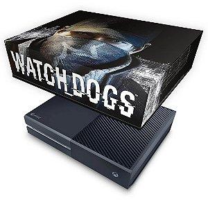 Xbox One Fat Capa Anti Poeira - Watch Dogs