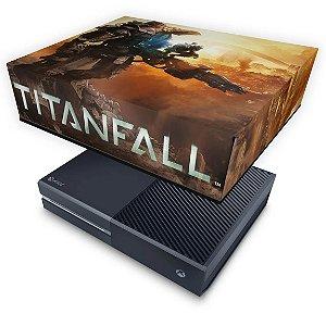 Xbox One Fat Capa Anti Poeira - Titanfall