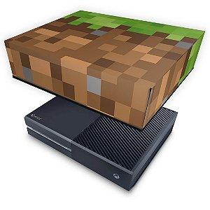 Xbox One Fat Capa Anti Poeira - Minecraft
