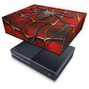 Xbox One Fat Capa Anti Poeira - Spider Man - Homem Aranha