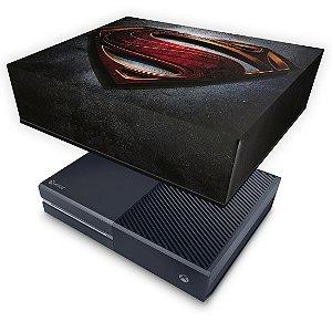 Xbox One Fat Capa Anti Poeira - Superman - Super Homem