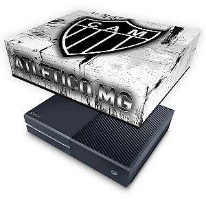 Xbox One Fat Capa Anti Poeira - Atletico Mineiro
