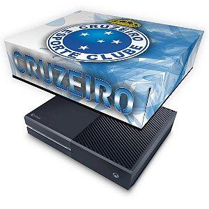 Xbox One Fat Capa Anti Poeira - Cruzeiro