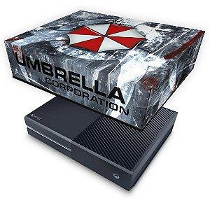 Xbox One Fat Capa Anti Poeira - Resident Evil