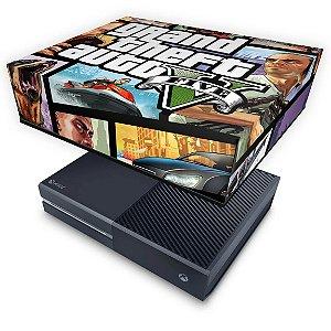 Xbox One Fat Capa Anti Poeira - GTA V