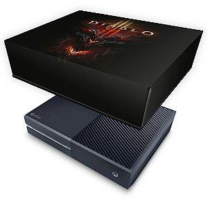Xbox One Fat Capa Anti Poeira - Diablo