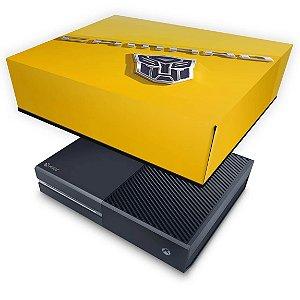 Xbox One Fat Capa Anti Poeira - Camaro - Transformers