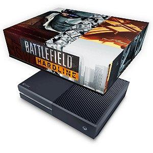 Xbox One Fat Capa Anti Poeira - Battlefield Hardline