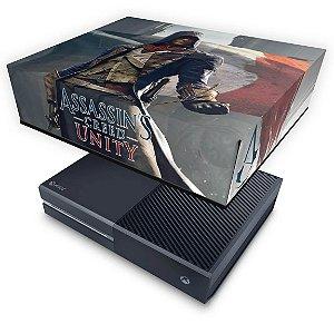 Xbox One Fat Capa Anti Poeira - Assassins Creed Unity