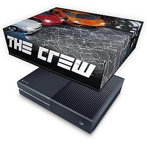 Xbox One Fat Capa Anti Poeira - The Crew