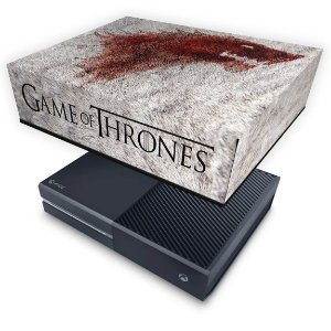 Xbox One Fat Capa Anti Poeira - Game of Thrones #A