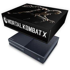 Xbox One Fat Capa Anti Poeira - Mortal Kombat X