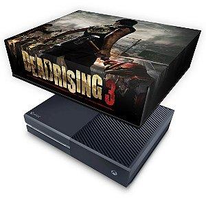 Xbox One Fat Capa Anti Poeira - Dead Rising 3
