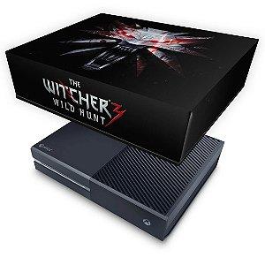 Xbox One Fat Capa Anti Poeira - The Witcher 3 #A
