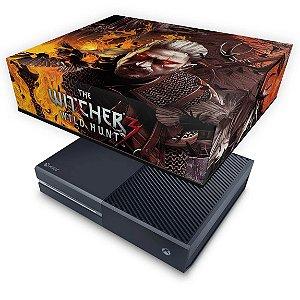 Xbox One Fat Capa Anti Poeira - The Witcher 3 #B