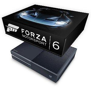 Xbox One Fat Capa Anti Poeira - Forza Motor Sport 6