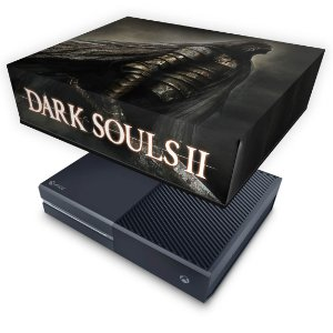 Xbox One Fat Capa Anti Poeira - Dark Souls II