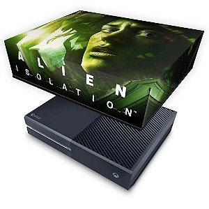 Xbox One Fat Capa Anti Poeira - Alien Isolation