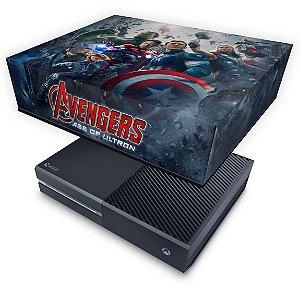 Xbox One Fat Capa Anti Poeira - Avengers - Age of Ultron