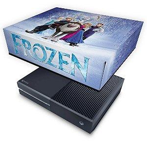 Xbox One Fat Capa Anti Poeira - Frozen