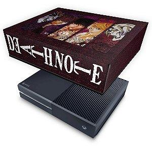 Xbox One Fat Capa Anti Poeira - Death Note