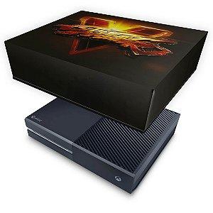 Xbox One Fat Capa Anti Poeira - Street Fighter V