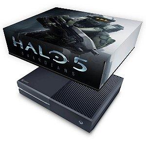 Xbox One Fat Capa Anti Poeira - Halo 5: Guardians #B