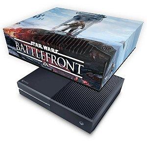 Xbox One Fat Capa Anti Poeira - Star Wars - Battlefront