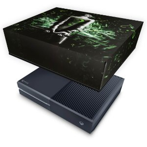 Xbox One Fat Capa Anti Poeira - Charada Batman