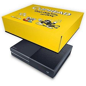 Xbox One Fat Capa Anti Poeira - Cuphead
