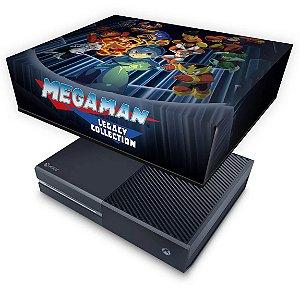 Xbox One Fat Capa Anti Poeira - Megaman Legacy Collection