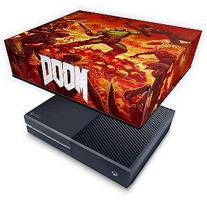 Xbox One Fat Capa Anti Poeira - Doom