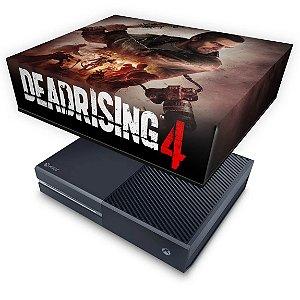 Xbox One Fat Capa Anti Poeira - Dead Rising 4