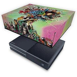 Xbox One Fat Capa Anti Poeira - Esquadrão Suicida #B