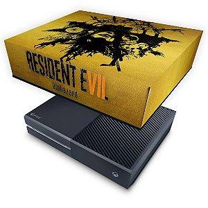Xbox One Fat Capa Anti Poeira - Resident Evil 7: Biohazard