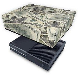 Xbox One Fat Capa Anti Poeira - Dollar Money Dinheiro