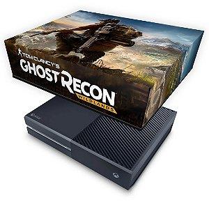 Xbox One Fat Capa Anti Poeira - Ghost Recon Wildlands