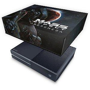 Xbox One Fat Capa Anti Poeira - Mass Effect: Andromeda