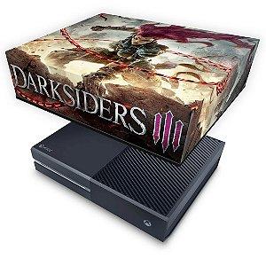 Xbox One Fat Capa Anti Poeira - Darksiders 3