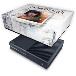 Xbox One Fat Capa Anti Poeira - Life is Strange