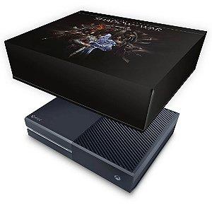Xbox One Fat Capa Anti Poeira - Shadow of War
