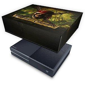 Xbox One Fat Capa Anti Poeira - Piratas do Caribe