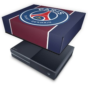 Xbox One Fat Capa Anti Poeira - Paris Saint Germain Neymar Jr PSG
