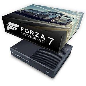 Xbox One Fat Capa Anti Poeira - Forza Motorsport 7