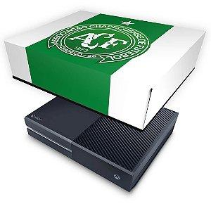 Xbox One Fat Capa Anti Poeira - Chapecoense Chape