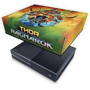 Xbox One Fat Capa Anti Poeira - Thor Ragnarok