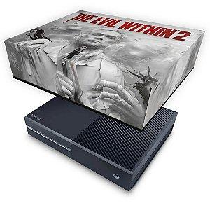 Xbox One Fat Capa Anti Poeira - The Evil Within 2