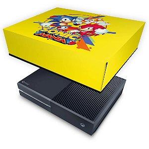 Xbox One Fat Capa Anti Poeira - Sonic Mania