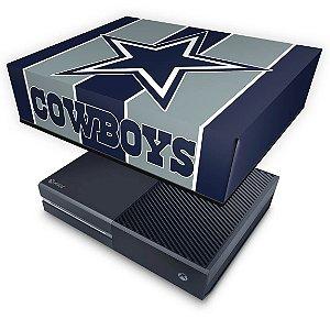 Xbox One Fat Capa Anti Poeira - Dallas Cowboys NFL